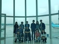 한중장애인단체 교류대회 기념사진