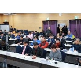 제9회 한국DPI대회에 참여한 참여자들의 모습