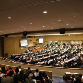제8차 UN 장애인권리협약 당사국회의 참석