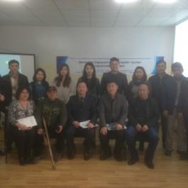 몽골 인큐베이팅 보장구 교육지원사업